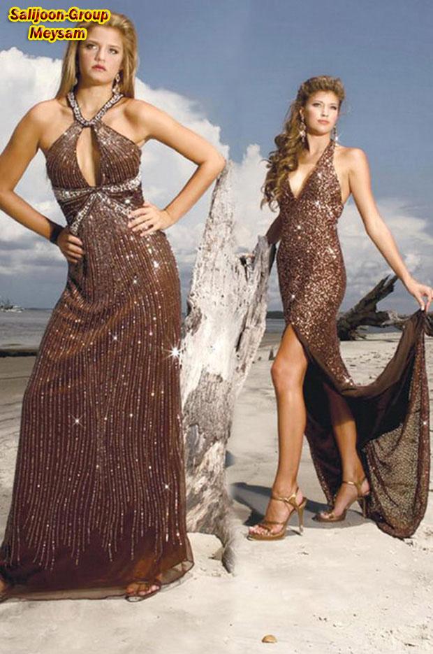 مدل لباس شب زیبا